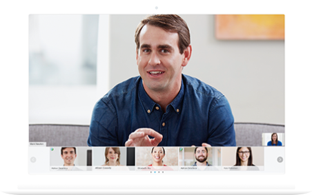 Image de l'application Webex Meetings