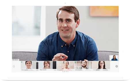 Webex Meetings app image