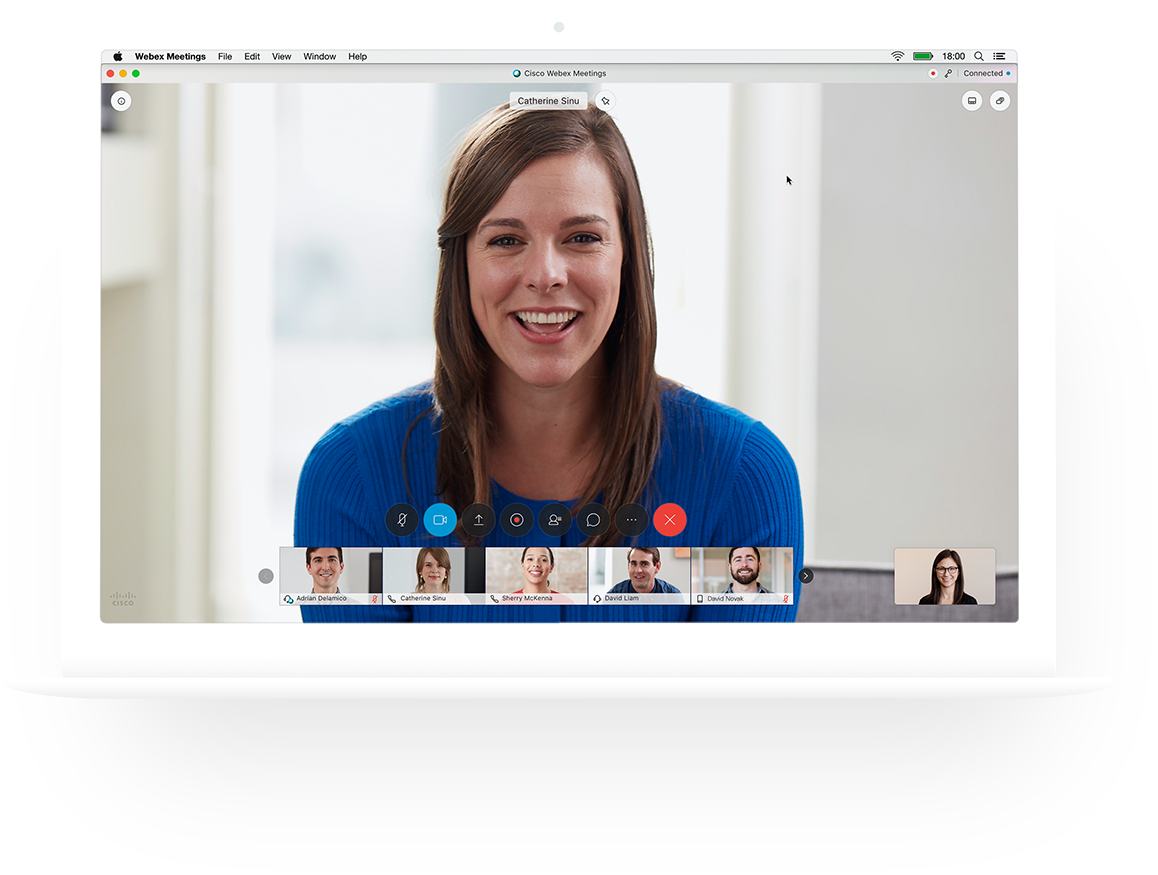 Cisco Webex Meetings App