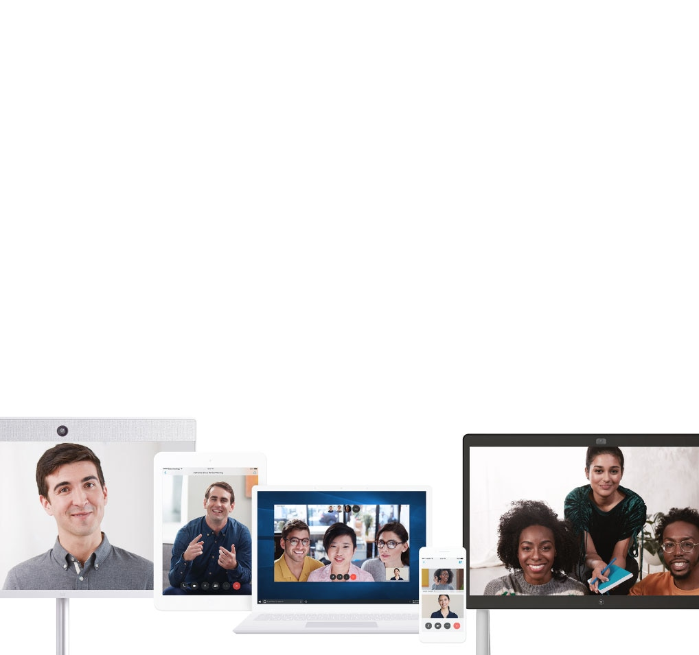 Cisco Webex bring teams together