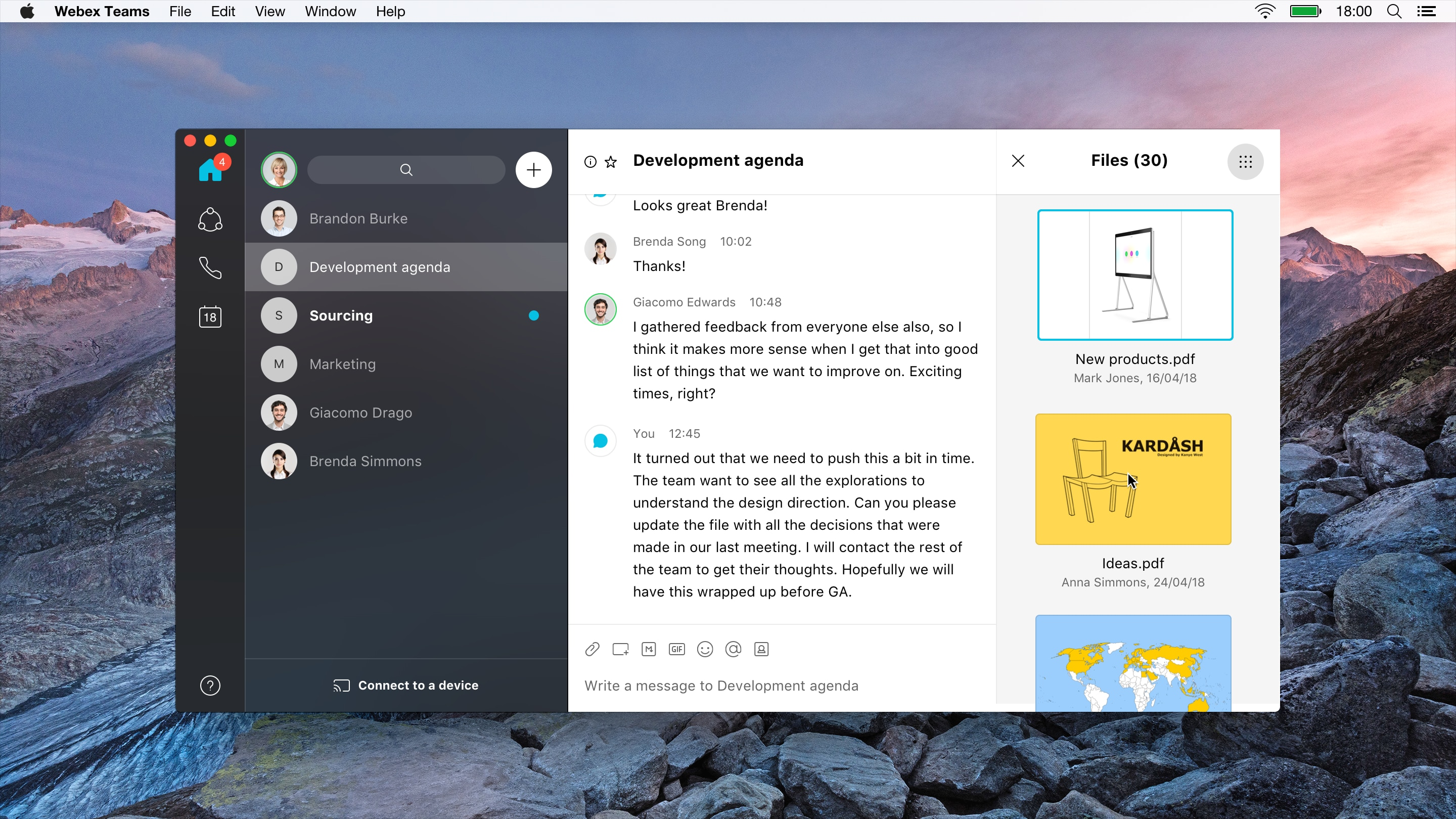 Team Collaboration App, File Sharing, Messaging| Cisco Webex