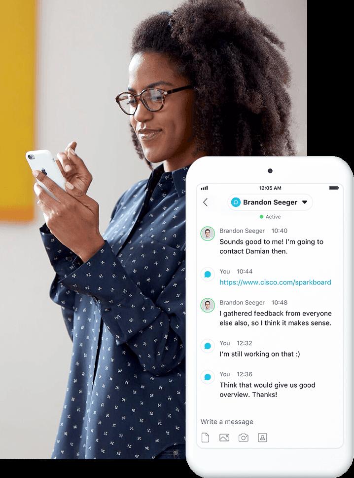 Team Collaboration App, File Sharing, Messaging| Cisco Webex