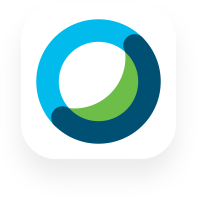 Webex Meeting app icon